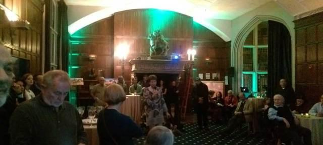 Alison Nicholls-Safari Night at the Explorers Club