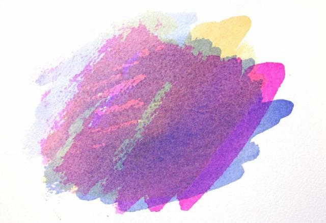 2018 palette by Alison Nicholls