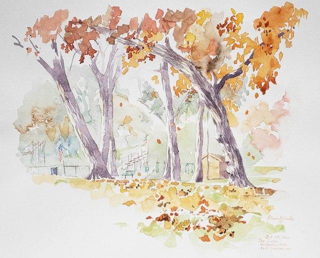 Joe Curtis Recreation Park by Alison Nicholls