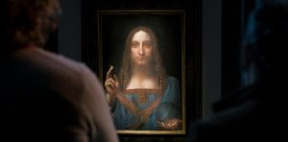 Photo of Salvator Mundi (Leonardo da Vinci)