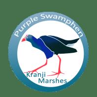Purple+Swamphen+circular+Logo+developed+for+Kranji+Marshes+by+Stephen+Caffyn+Landscape+Design