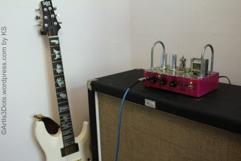 My guitar amplifier