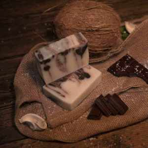 Bounty Coconut Soap | Natural Scrub - Artisan Cosmetics