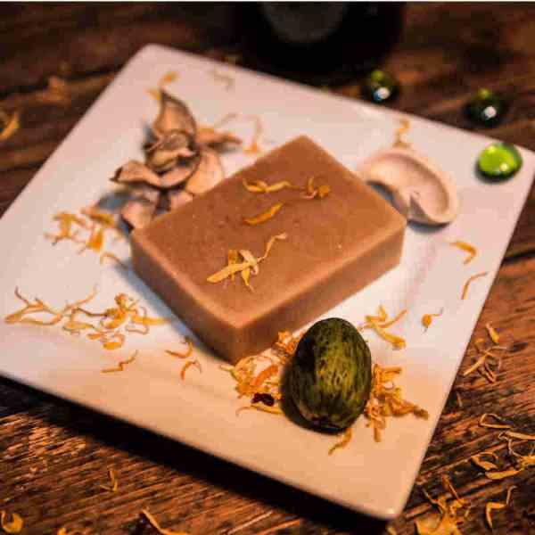 Calendula Soap | Marigold, Honey and Oat | Natural - Artisan Cosmetics