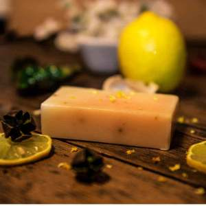 Gin & Tonic Soap | Oily Skin | Natural Soap - Artisan Cosmetics