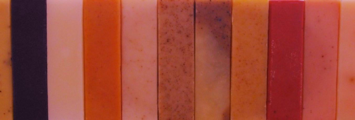 Natural Handmade Soaps - Artisan Cosmetics