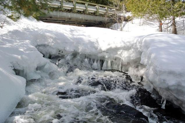 Rivière Jean-Venne, Chertsey