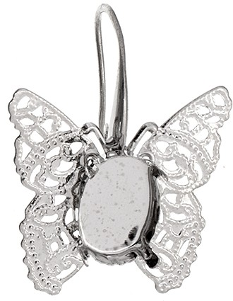 EARRING SETTING BUTTERFLY