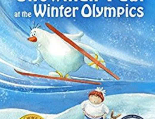 Snowman Paul at the Winter Olympics – Yossi Lapid