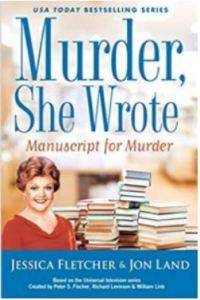 "Alt=""murder, she wrote: manuscript for murder"""