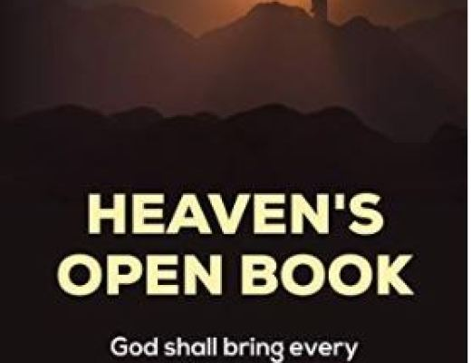 Heaven's Open Book by Sheldon Peart – Book Review