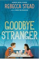 "Alt=""goodbye stranger by rebecca stead"""