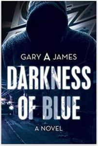 """Alt=""""darkness of blue by gary a james"""""""