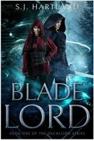 "Alt=""blade lord by s.j. hartland"""