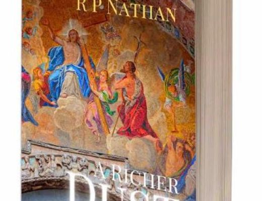 A Richer Dust Concealedby R P Nathan – Book Review