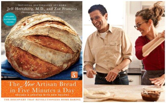 The Discovery That Revolutionizes Home Baking The New Artisan Bread in Five Minutes a Day