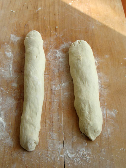 Pain d'Epi (Wheat Stalk Bread) Dough | Artisan Bread in 5 Minutes a Day