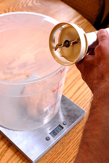 Immersion Blender | Artisan Bread in Five Minutes a Day