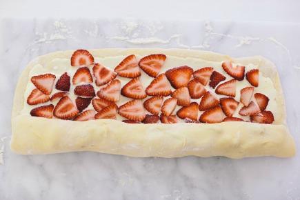 Strawberry Danish