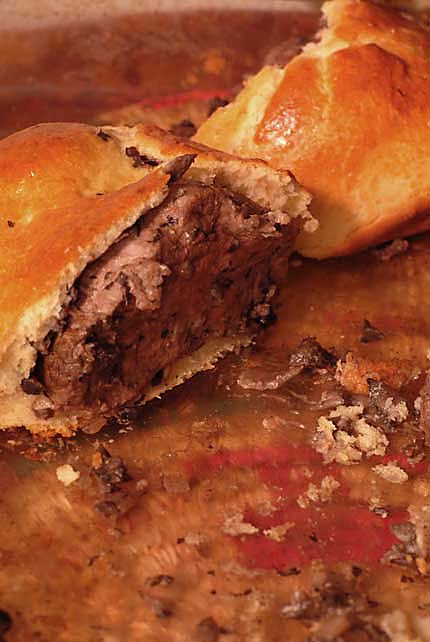 Julia Child's Beef Wellington, With Artisan Bread in Five Brioche Crust (Filet de Boeuf en Croûte) | Artisan Bread in Five Minutes a Day