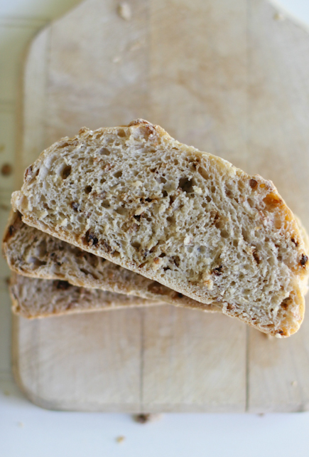 English Granary Bread | Artisan Bread in Five Minutes a Day