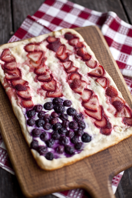 4th of July Pizza 10