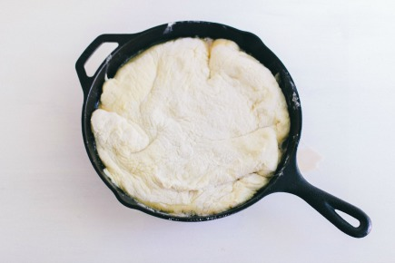 Brioche in a Cast Iron Skillet | Artisan Bread in Five Minutes a Day