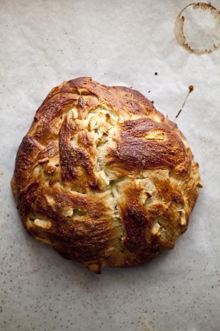 Apple Challah | Breadin5 12