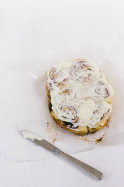 crockpot cinnamon rolls | bread in 5