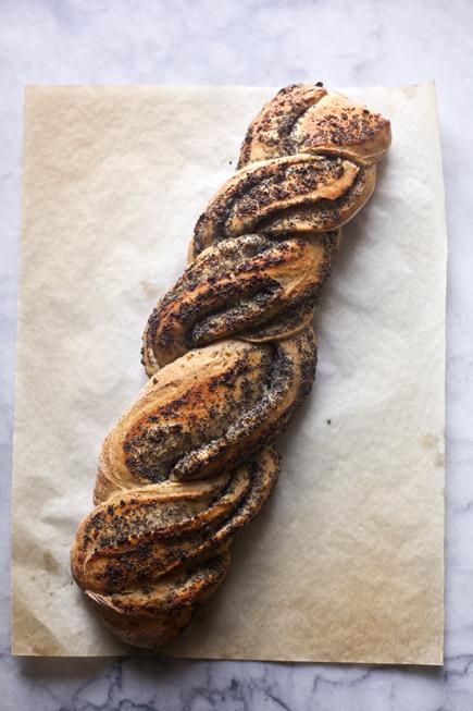 onion twist bread | Breadin5 12