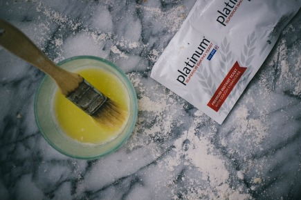 Platinum Yeast and Melted Butter | Artisan Bread in 5 Minutes a Day