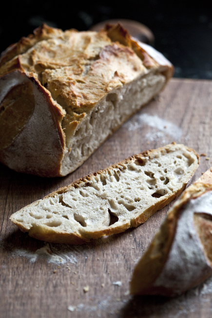 Old dough boule | Breadin5 07
