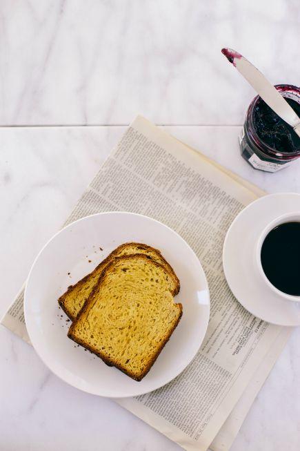 No-Knead Peanut Butter Bread   Artisan Bread in Five Minutes a Day