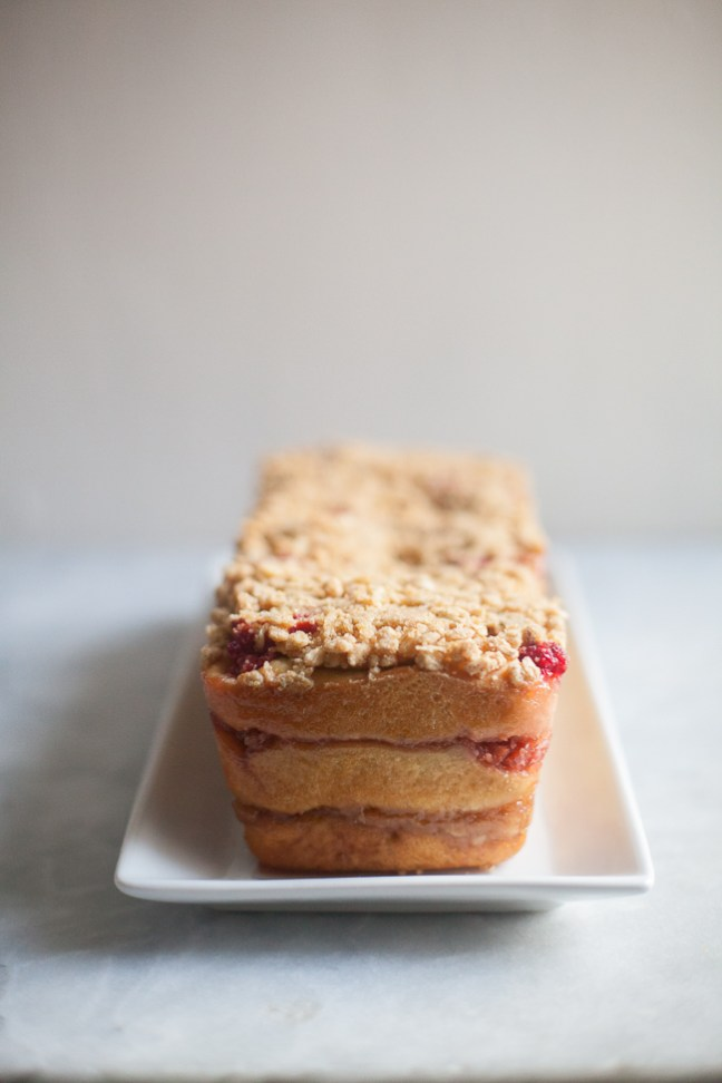 Cranberry-Apple Coffee Cake Recipe | Artisan Bread in Five Minutes a Day