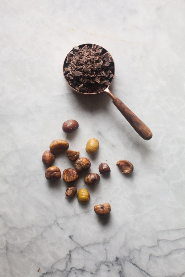 Chocolate and Chesnuts   Artisan Bread in Five Minutes a Day