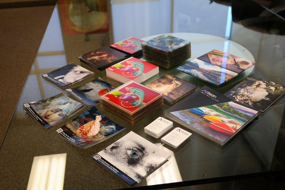 ArtisanHD Printing Samples