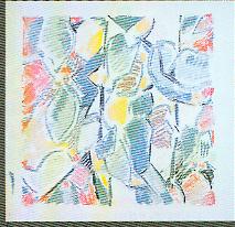Œuvre au pastel gras de chez l'Artisan Pastellier