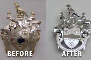 Scots pin: Before and After