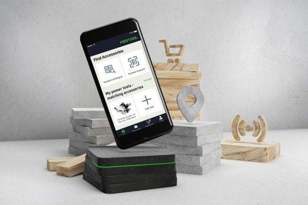 Festool Order : Une application qui permet aux artisans de rechercher et commander leurs accessoires 2