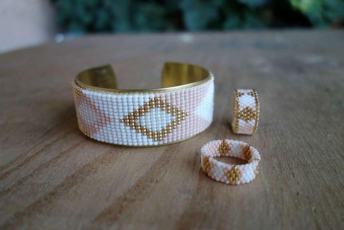 Interview de l'artisan : Agathe du comptoir des perles 1