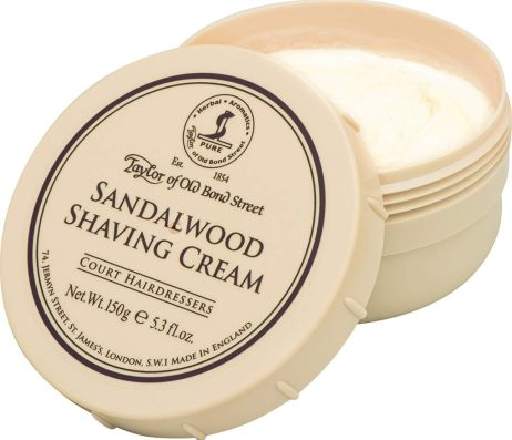 best shaving soap Taylor of Old Bond Street