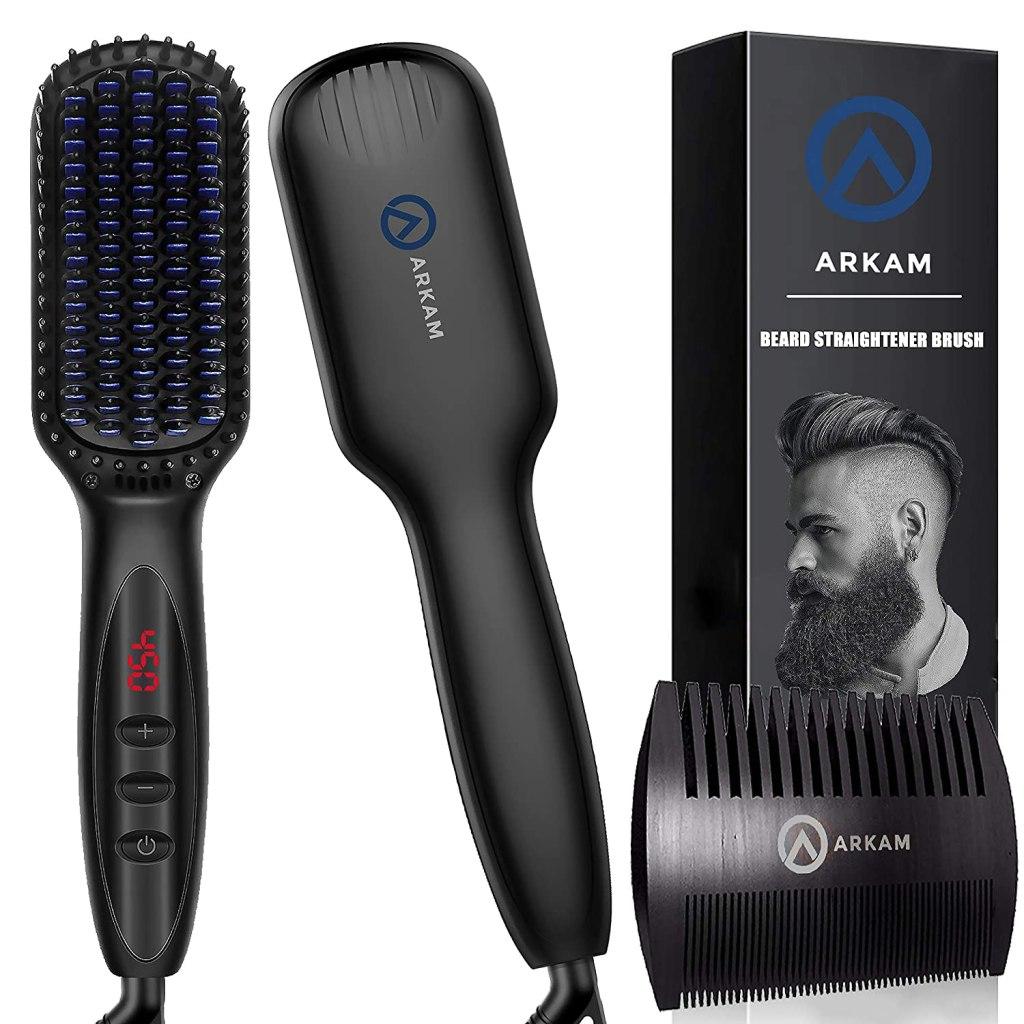 Arkham Beard Straightener