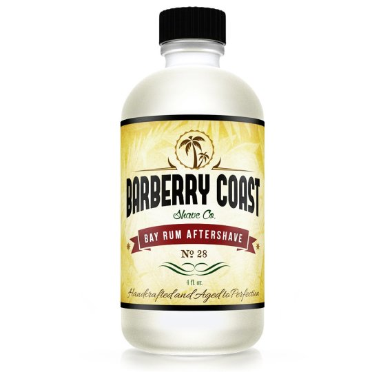 Barberry Coast Bay Rum Aftershave