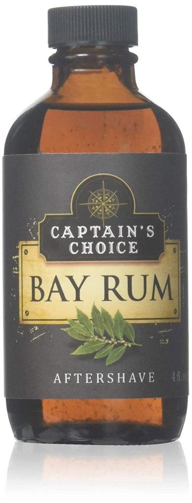 Captain's Choice Bay Rum