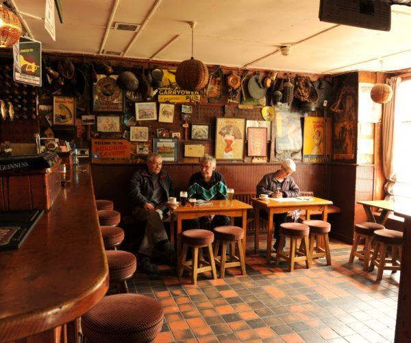 Burren Brewery Roadside Tavern Interior Lisdoonvarna County Clare