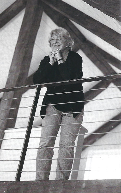 Barbara Garfield, (Photography courtesy of Traditional Home - Tria Giovan, Photographer)