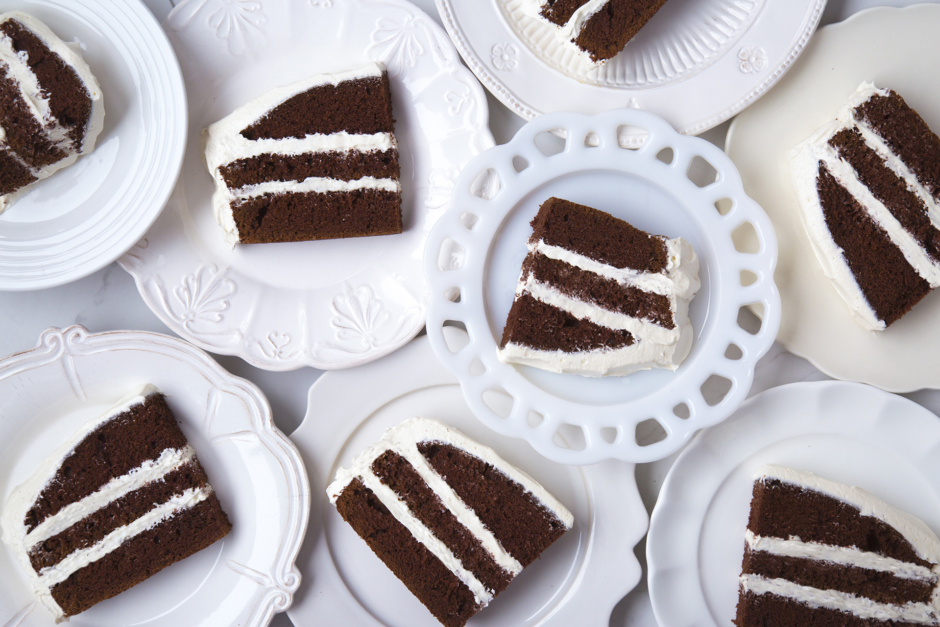 Red Velvet Cake WITHOUT additives - all natural!
