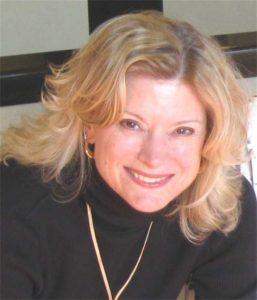 Author, Karen Jones