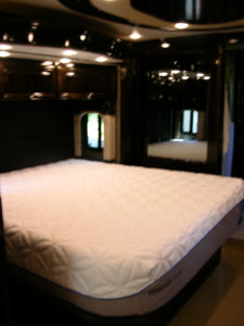Of All The Gear On Board Custom Motor Coach Mattress Has Most Intimate And Extensive Contact With Us S Is Here To Help Satisfy Experienced