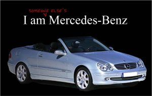I am Mercedes-Benz